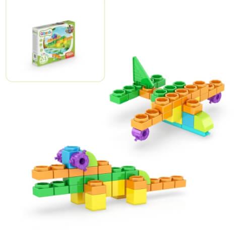 QBOIDZ 2 in 1 Set Krokodil