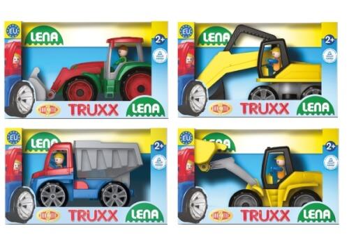 Truxx Fahrzeug, sortiert