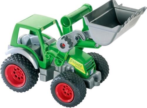 Wader Farmer Traktor mit Frontschaufel