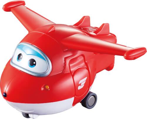Super Wings Transform-a-Bots Jett