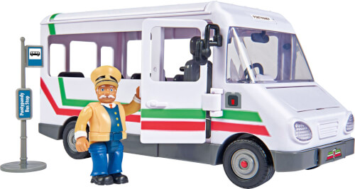 Simba Sam Trevors Bus mit Figur