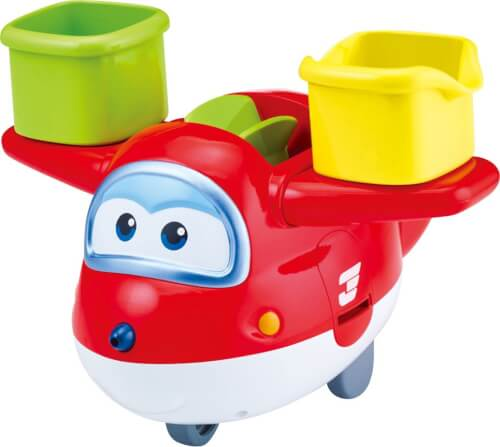 Super Wings FlipNSpill Jett