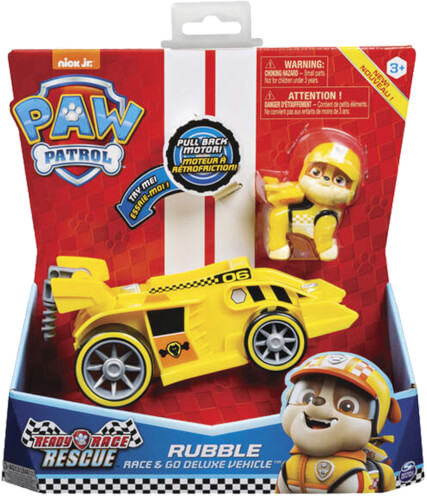 Spin Master Paw Patrol Ready, Race, Rescue Themed Basic Vehicles, sortiert