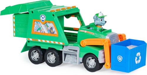 Spin Master Paw Patrol Rockys Re Use it Truck