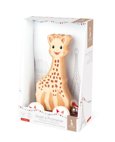 Sophie la girafe® Nachziehtier