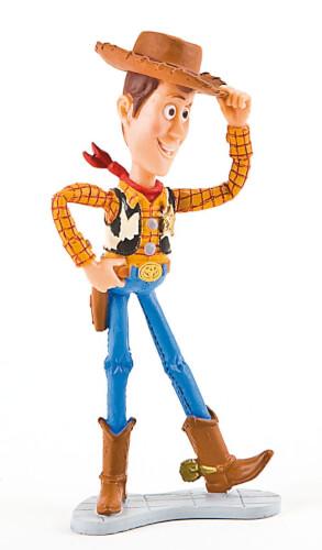 Bullyland Walt Disney Toy Stückory 3 - Woody, ab 3 Jahren.