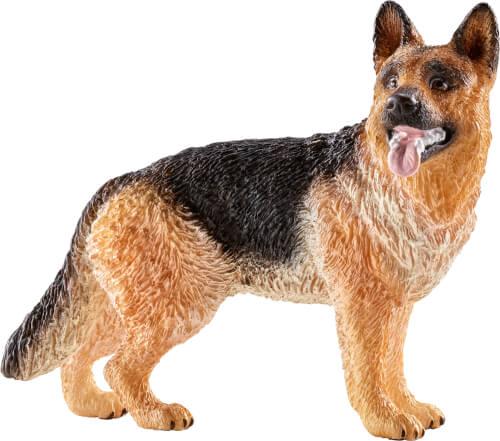 Schleich Farm World Hunde - 16831 Schäferhund, ab 3 Jahre