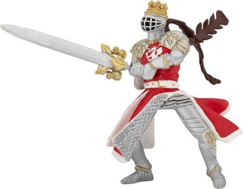 Papo 39797 Drachenkönig mit Schwert