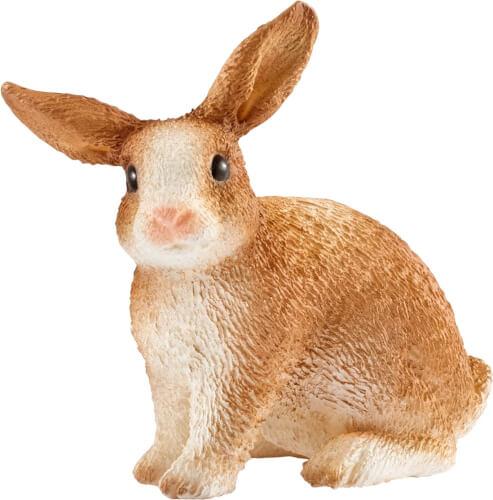 Schleich Farm World Bauernhoftiere - 13827 Kaninchen, ab 3 Jahre