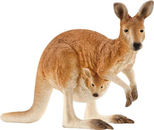 Schleich Wild Life - 14756 Känguru, ab 3 Jahre