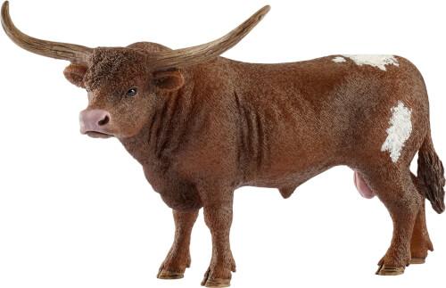 Schleich Farm World 13866 Texas Longhorn Bulle