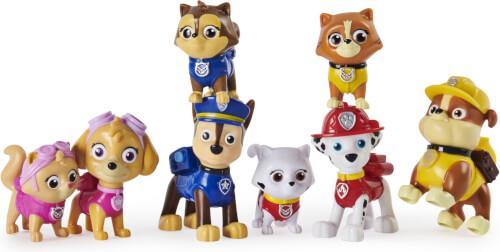 Spin Master Paw Patrol Hero Pups Gift Set Core 8 Pack