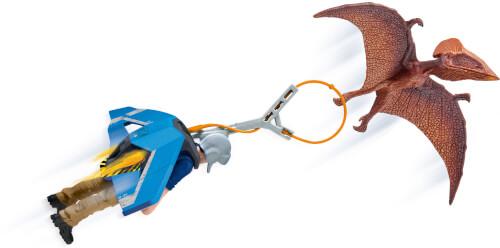 Schleich Dinosaurs 41467 Jetpack Verfolgung