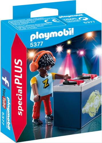 Playmobil 5377 DJ Z