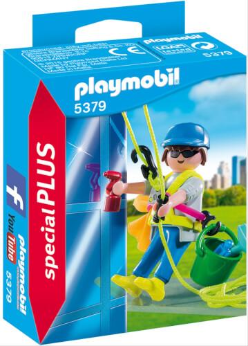 Playmobil 5379 Gebäudereiniger
