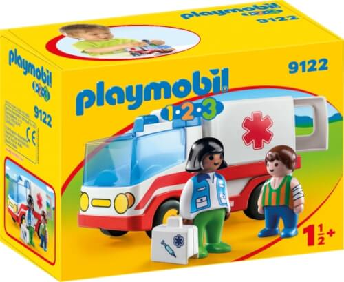 Playmobil 9122 Rettungswagen