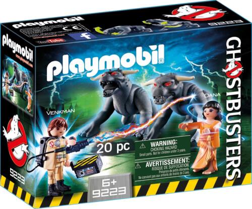 Playmobil 9223 Venkman und Terror Dogs