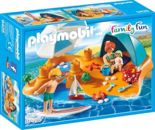 PLAYMOBIL 9425 Familie am Strand