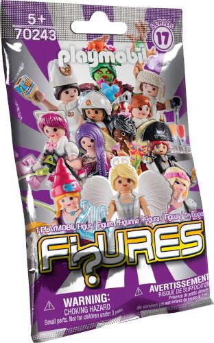 PLAYMOBIL 70243 PLAYMOBIL-Figures Girls (Serie 17)