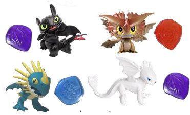 Spin Master Drachenzähmen leich gemacht Making Legends Mini Dragons
