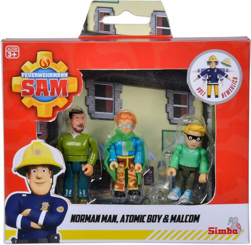 Simba Sam Superhelden Figurenset
