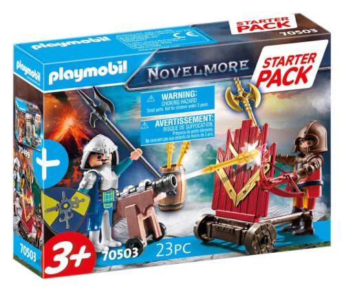 Playmobil 70503 Starter Pack Novelmore Ergänzungsset