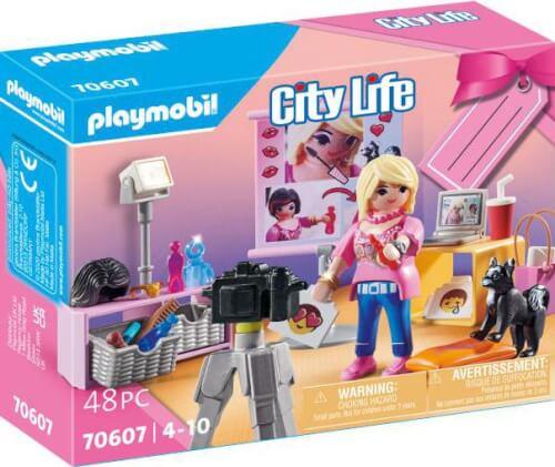 Playmobil 70607 Geschenkset ''Social Media Star''