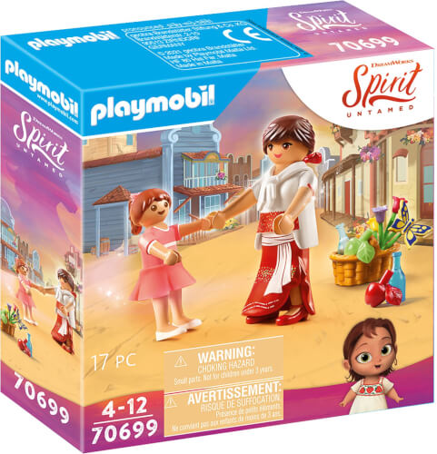 Playmobil 70699 Klein Lucky & Mama Milagro