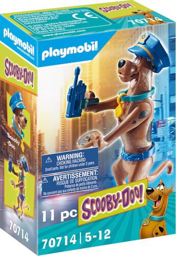 Playmobil 70714 SCOOBY-DOO! Sammelfigur Polizist