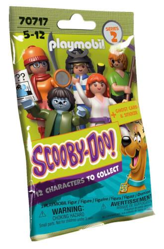 Playmobil 70717 SCOOBY-DOO! Mystery Figures (Series 2)