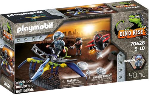 Playmobil 70628 Dino Rise Pteranodon: Attacke aus der Luft