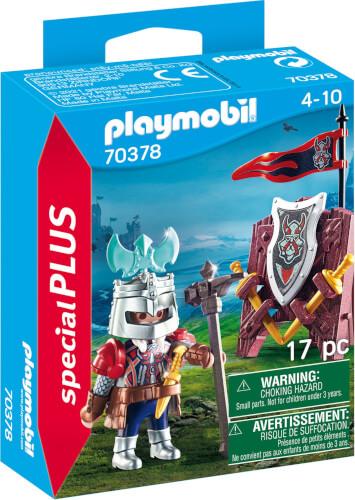 PLAYMOBIL 70378 Zwergenritter