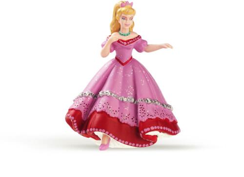 Papo 39019 Tanzende Prinzessin, rosa