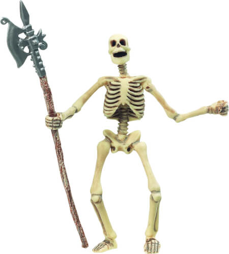 Papo 38908 Nachtleuchtendes Skelett