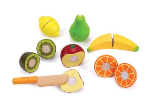 Hape - Frische Früchte, 7-teilig, ab 3 Jahren