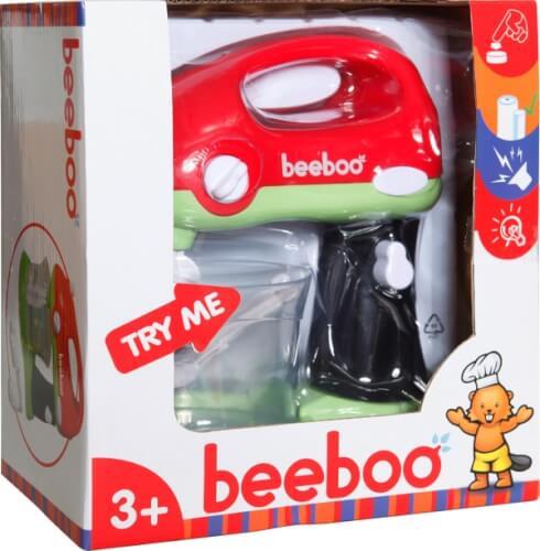 Beeboo Kitchen Spiel-Stand- und Handmixer, 2 in 1