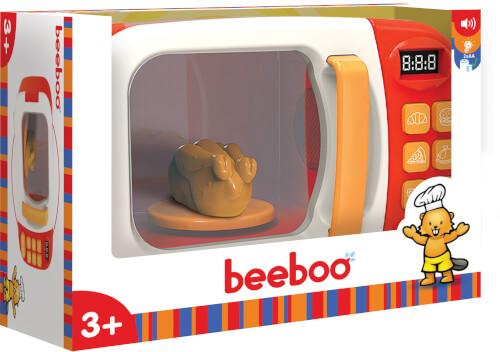 Beeboo Kitchen Mikrowelle mit Licht und Sound