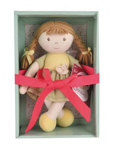 Tikiri - Li'l Honey Kuschelpuppe 25cm