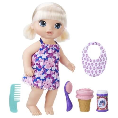 Hasbro C1090EU4 Baby Alive Zaubereis Baby