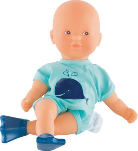 Simba Corolle MPP Mini Badepuppe, blau