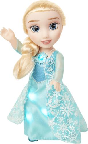 JAKKS Pacific FRO Bridge Puppe Leuchtende Schnee-Elsa