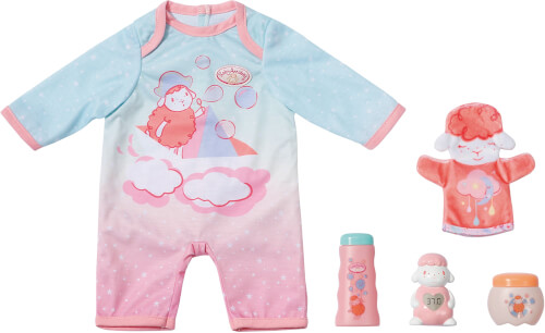 Baby Annabell Care Set