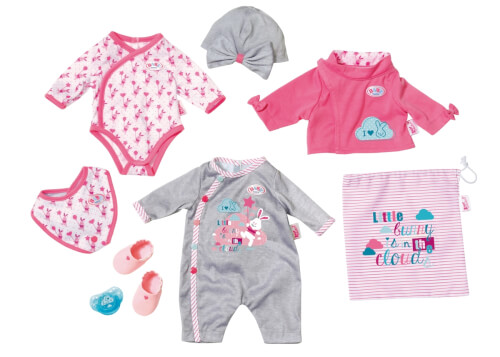 Zapf BABY born® Deluxe Care and Dress
