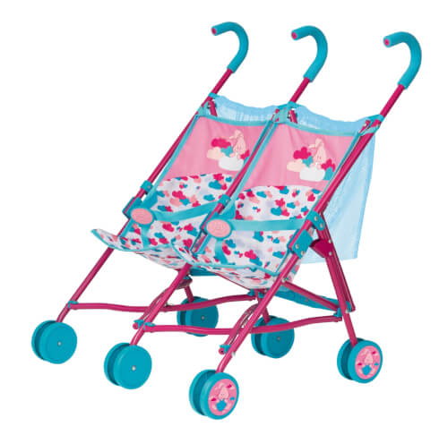 Zapf BABY born® Twin Stroller