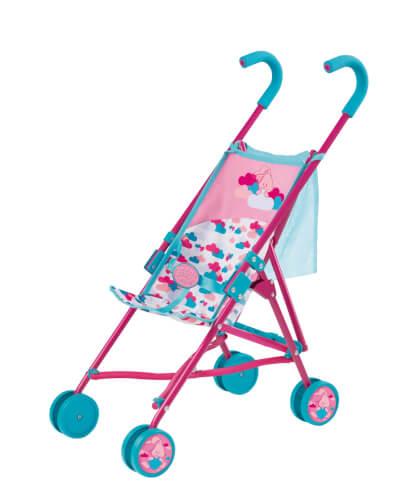 Zapf BABY born® Stroller w Bag, ab 3 Jahren