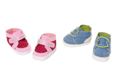 Zapf BABY born® Sneakers, verschiedene Varianten