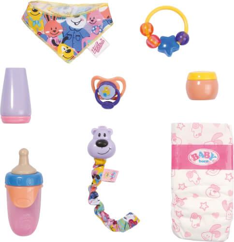 Zapf BABY born Accessoires-Set