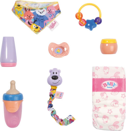 Zapf 830826 BABY born Accessoires-Set