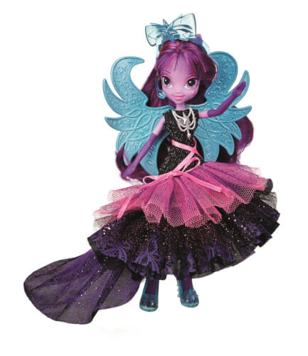 Hasbro Equestria Girls Deluxe Fashion Twilight Sparkle