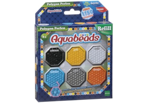 30049 Aquabeads Polygon Perlen